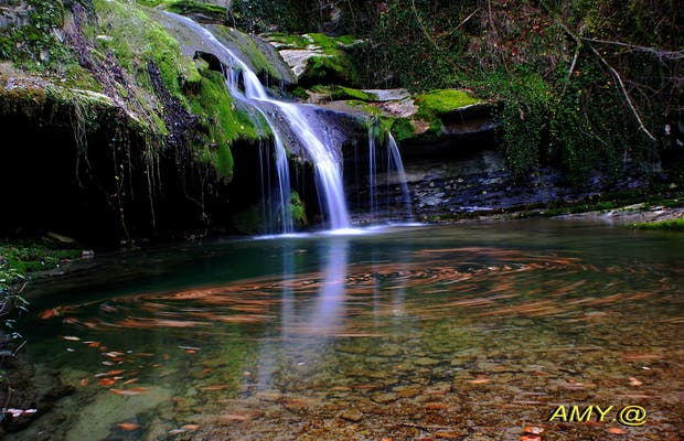 Cascate di Peñaladros