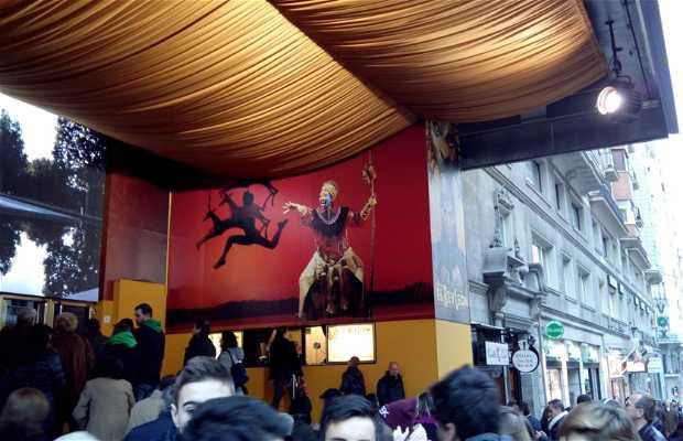 Musical El Rey León Madrid