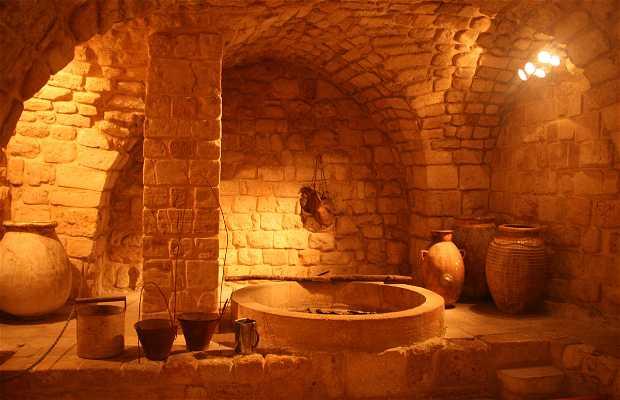 Souk de Saida - Musée du savon