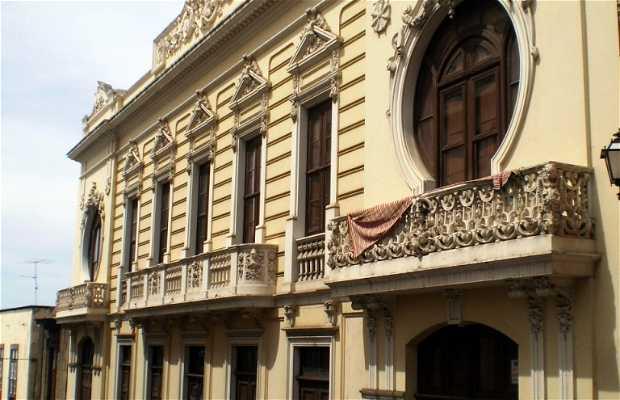 Casa Machado y Llarena