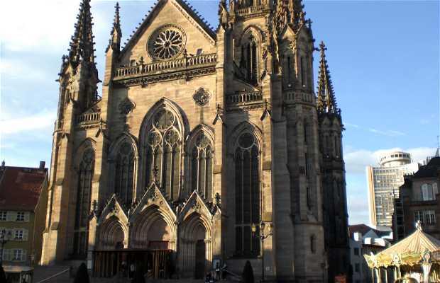 Templo Saint Etienne