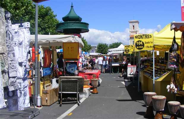 Mercado de La Tranche sur Mer