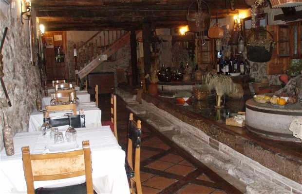 Restaurante El Molino de Palacios