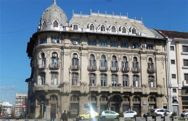 Ex hotel palace Craiova - Consiliul Local