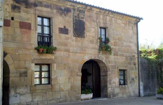 Casa de Sandalio de la Cantolla
