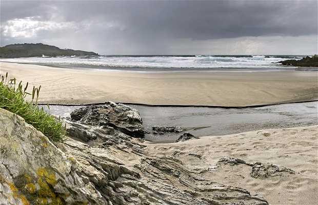 Playa de Frexulfe