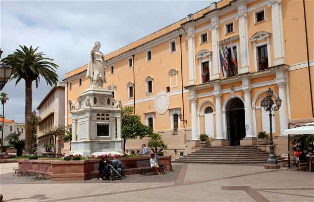 Piazza Eleonora d'Arborea