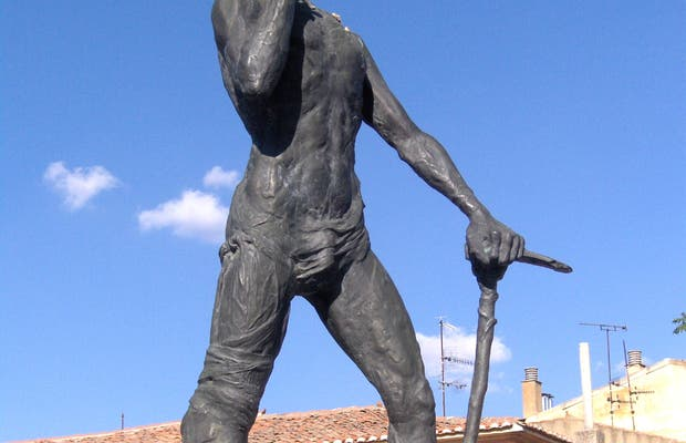Statue de Pelayo