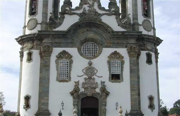 Iglesias Barrocas de Sao Joao del Rei