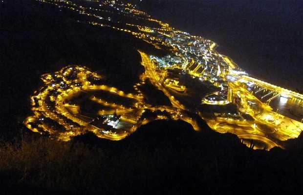 La Concepción Viewpoint
