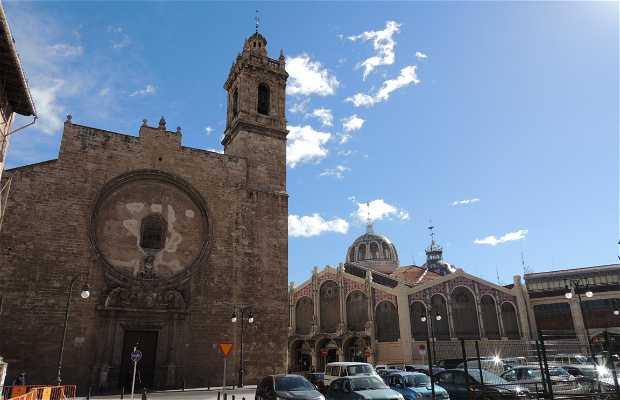 Plaza de la Ciudad de Brujas