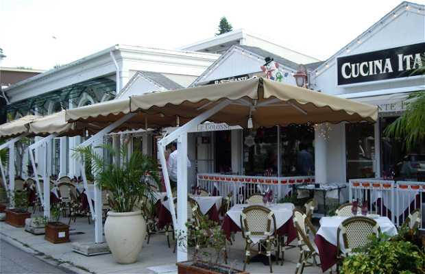 Le Colonne Restaurant