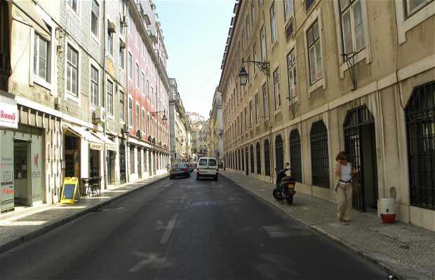 Rua dos Fanqueiros