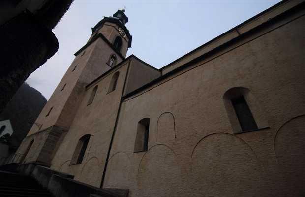 Catedral y palacio episcopal