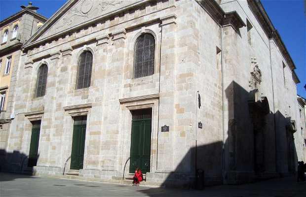 Iglesia Santiago A Nova