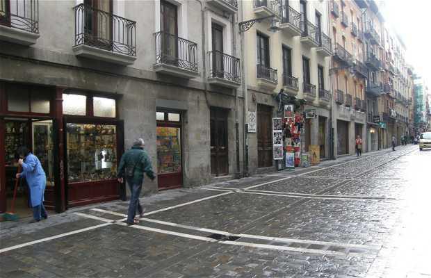 Rua Estafeta