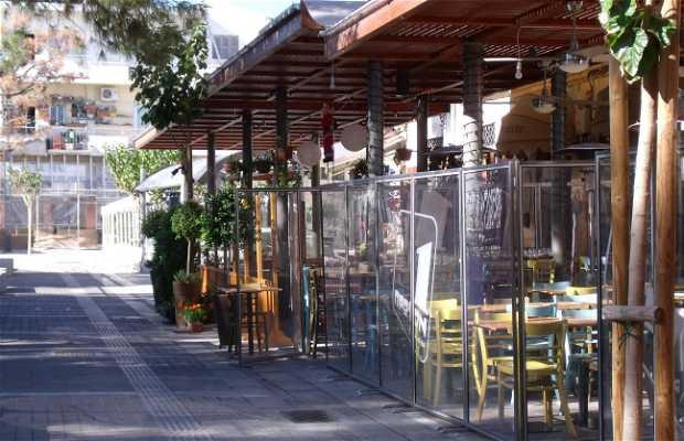 Calle Tsanakale