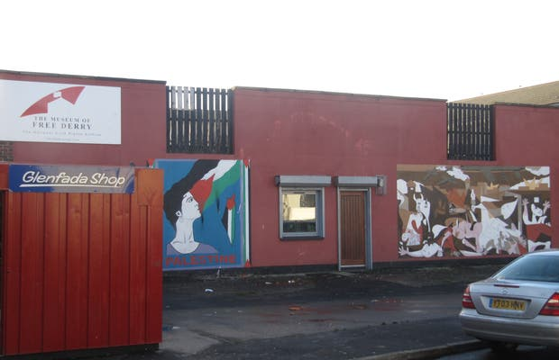 The Museum of Free Derry
