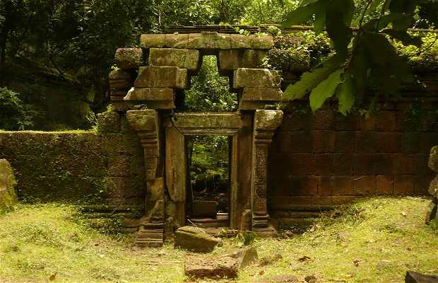 Templos Roluos