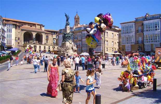 Festa della Virgen Blanca