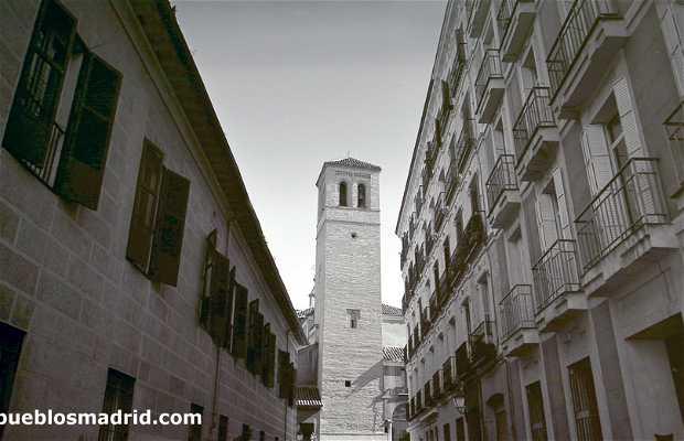 L'église de San Pedro El Viejo