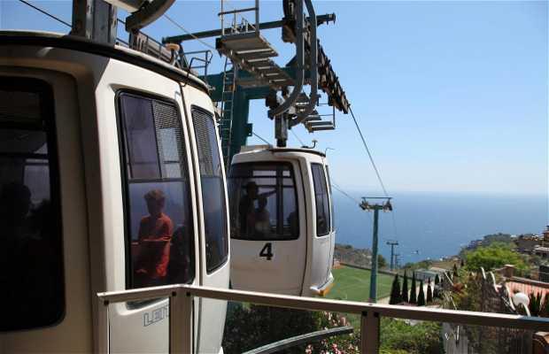 Taormina Cable Car