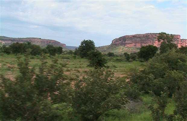 Treno da Bamako a Kayes in Mali
