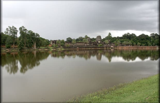Parque Arqueológico de Angkor
