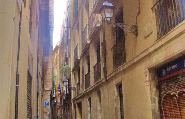 El Call de Barcelona - Barrio judio mediaval de Barcelona