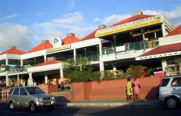 Castries Market