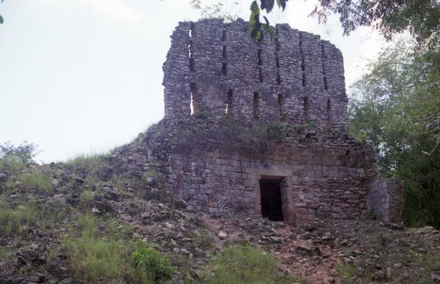 Ruinas de Xlapac
