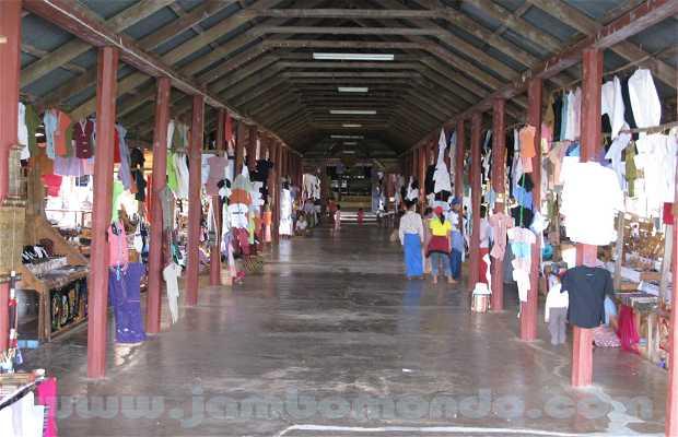 Monastère des chats sautant Nga Phe Kyaung