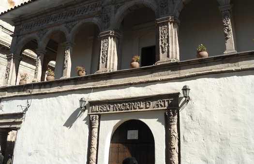 Museo Municipal de Bellas Artes Dr. Genaro Pérez