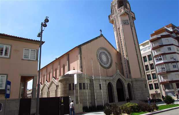 Iglesia Paroquial de São José de Ribamar