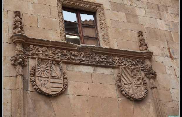 Casa De Francisco De Solis