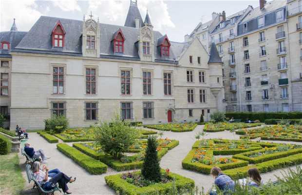 Jardin de l 39 h tel de sens paris 1 exp riences et 4 photos for Jardin des sens