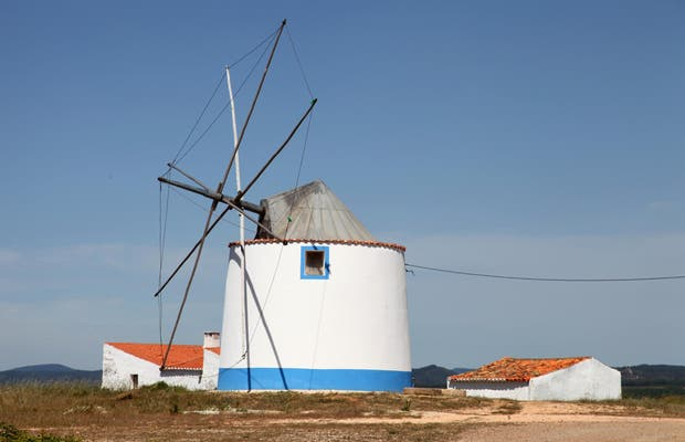 Moulins d'Algarve
