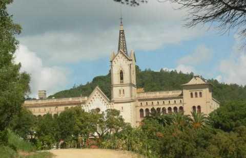 Santuario de Sant Pere del Bosc