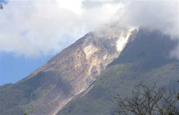 Ebulobo Volcano