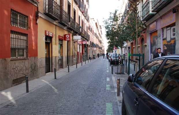 Calle San Vicente Ferrer