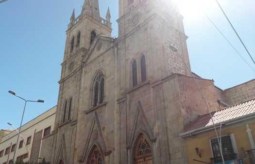 Iglesia La Recolecta