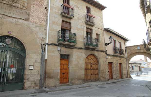 El Palacio del Marqués de Feria y la Rúa Mayor