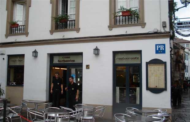 Casa Barbantes Restaurant