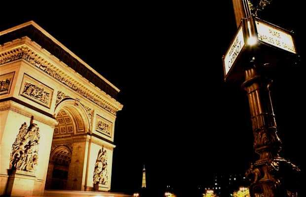 Praça L'Étoile