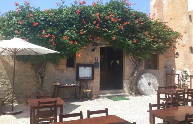 Restaurante Porxada de sa Torre