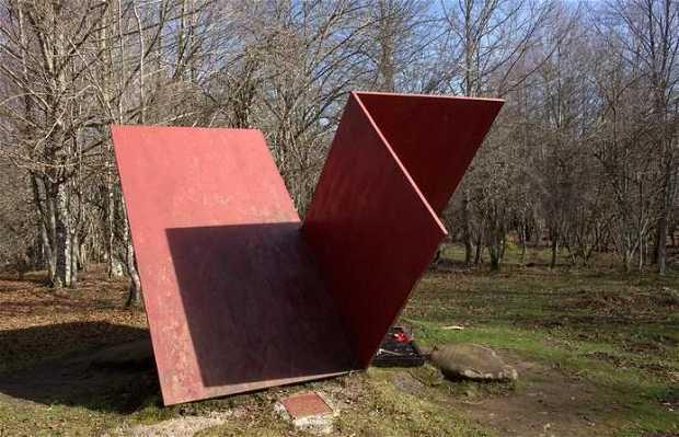 Monumento conmemorativo a los muertos de 1936 en Otsaportillo