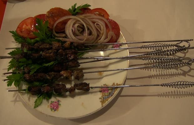 Restaurante Laarbi