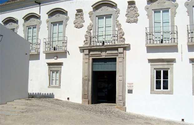 Palacio da Galería (Museo Municipal)