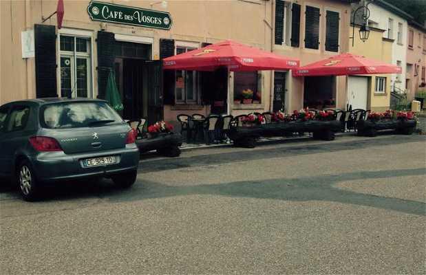 Café des Vosges