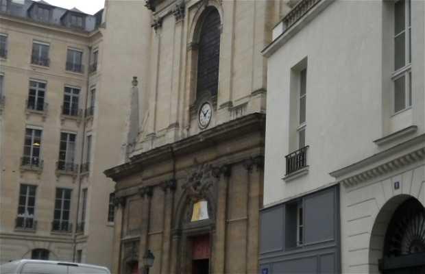 Iglesia Notre Dame des Victoires